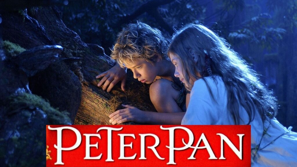 Watch Peter Pan (2003) on Netflix
