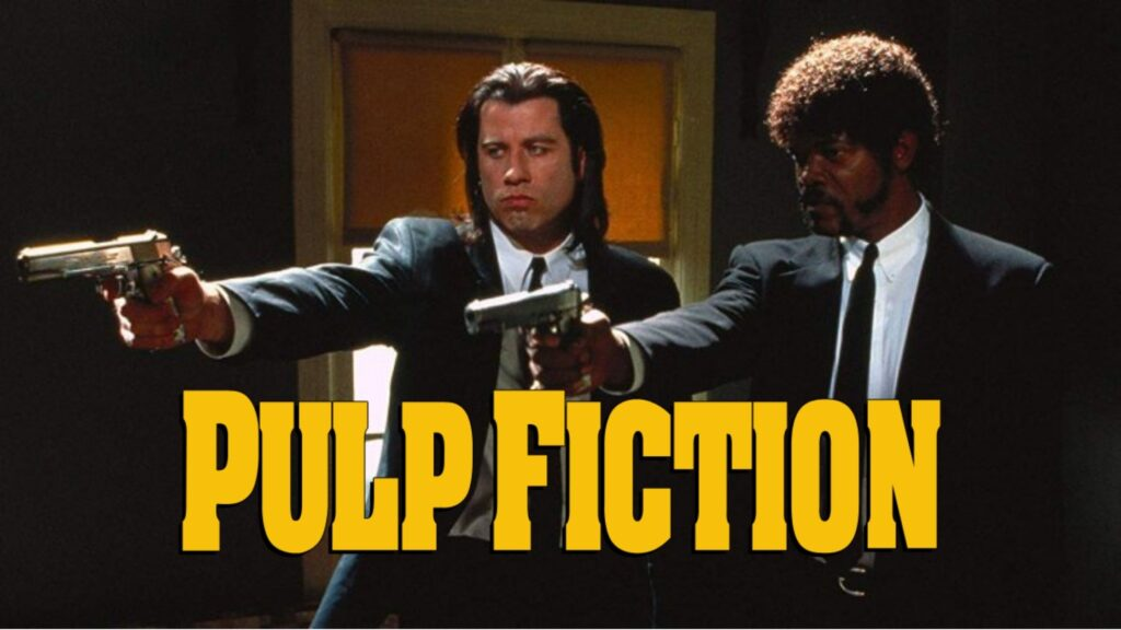 Watch Pulp Fiction (1994) on Netflix