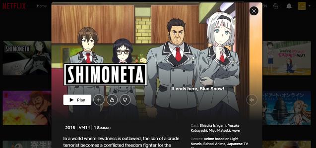 Watch SHIMONETA on Netflix 3