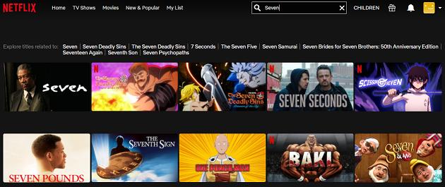 Watch Seven (1995) on Netflix 2