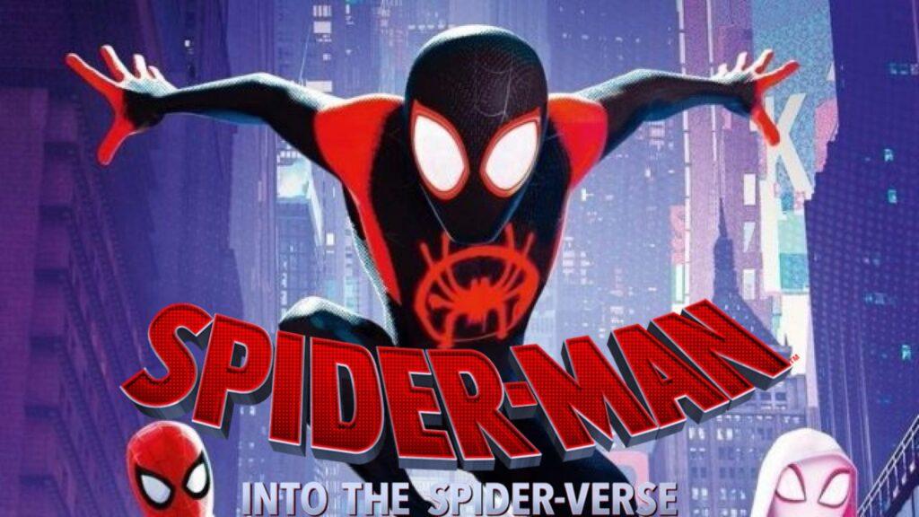 Watch Spider-Man - Into the Spider-Verse (2018) on Netflix