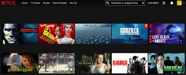 Watch Terminator 2- Judgment Day (1991) on Netflix 2