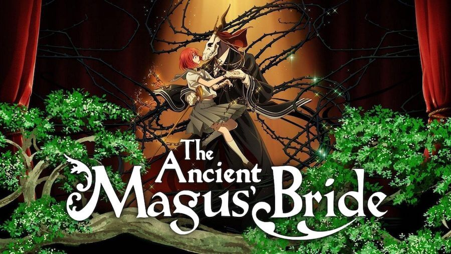 Watch The Ancient Magus' Bride both parts on Netflix