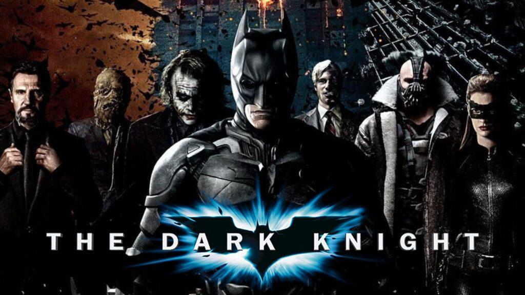 Watch The Dark Knight (2008) on Netflix