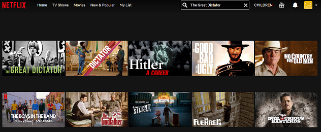 Watch The Great Dictator (1940) on Netflix 2