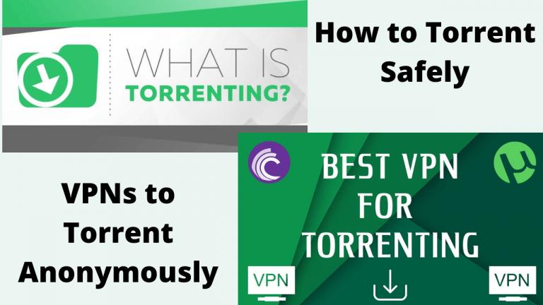 Torrent Safely on Internet