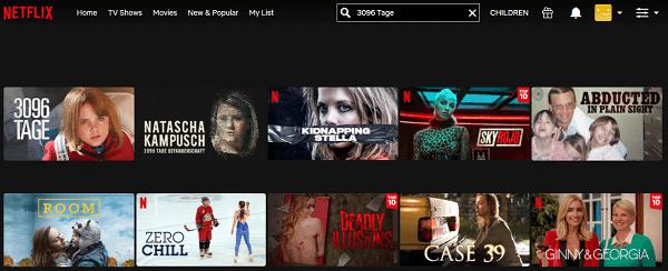 Watch 3096 Tage (2013) on Netflix 2