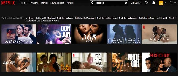 Watch Addicted (2014) on Netflix 2