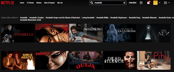 Watch Annabelle (2014) on Netflix 2