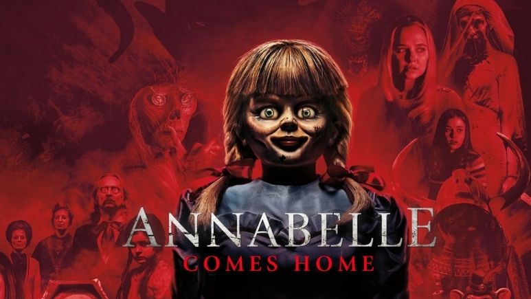 Watch Annabelle Comes Home (2019) on Netflix