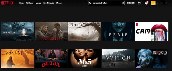 Watch Annabelle - Creation (2017) on Netflix 2