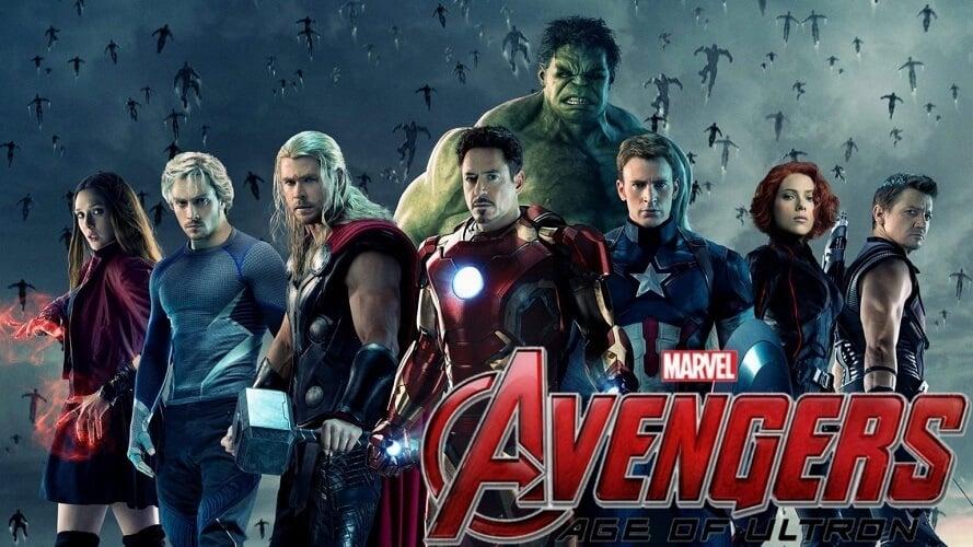 Watch Avengers - Age of Ultron (2015) on Netflix