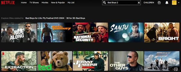 Watch Bad Boys II (2003) on Netflix 1