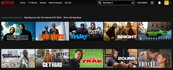 Watch Bad Boys II (2003) on Netflix 2