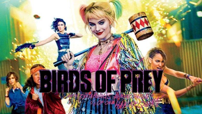 Assista Aves de Rapina (2020) na Netflix