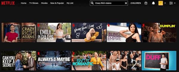Watch Crazy Rich Asians (2018) on Netflix 2