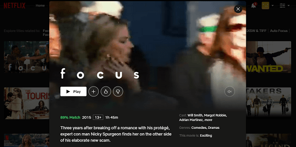 Watch Focus (2015) on Netflix 3