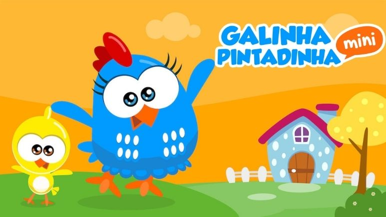 Watch Galinha Pintadinha Mini on Netflix