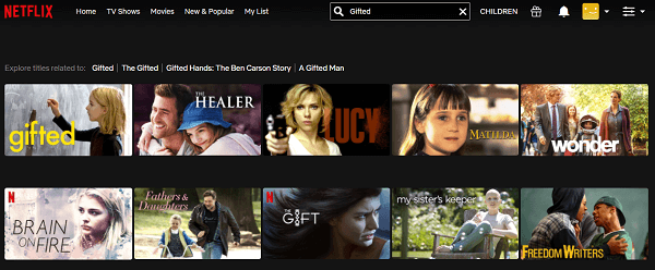 Watch Gifted (2017) on Netflix 2