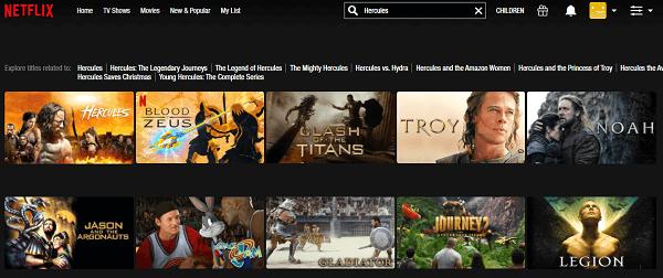 Watch Hercules (2014) on Netflix 2