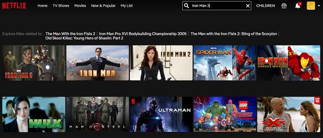 Watch Iron Man 3 (2013) on Netflix 2