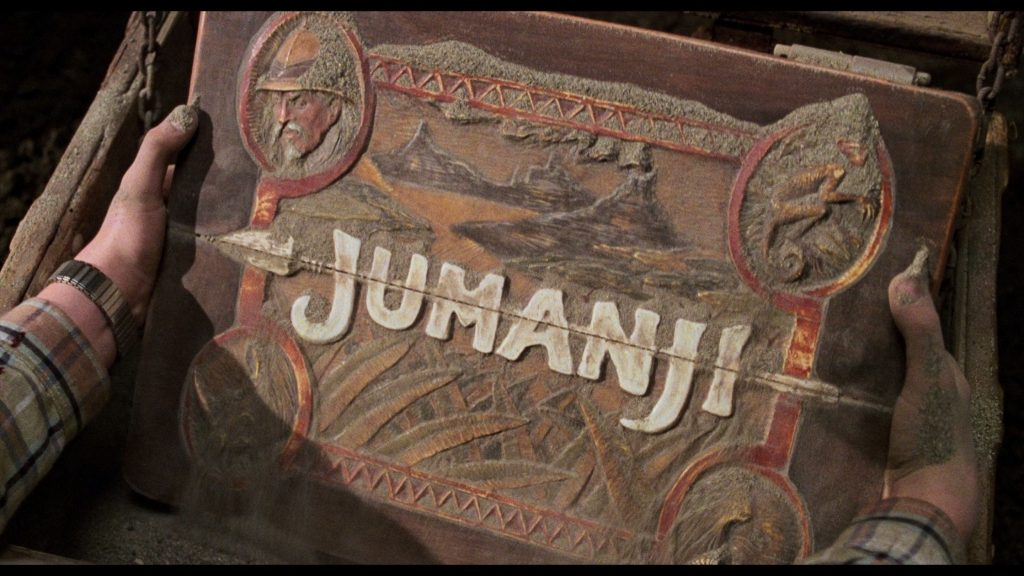 Watch Jumanji (1995) on Netflix