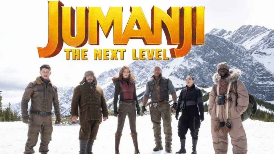Watch Jumanji The Next Level (2019) on Netflix
