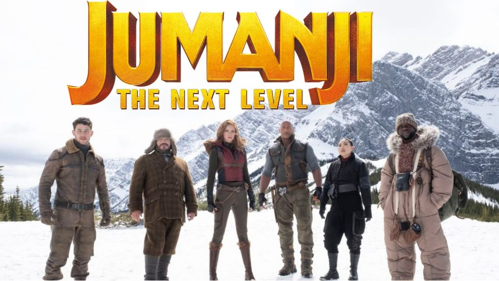 Watch Jumanji - The Next Level (2019) on Netflix