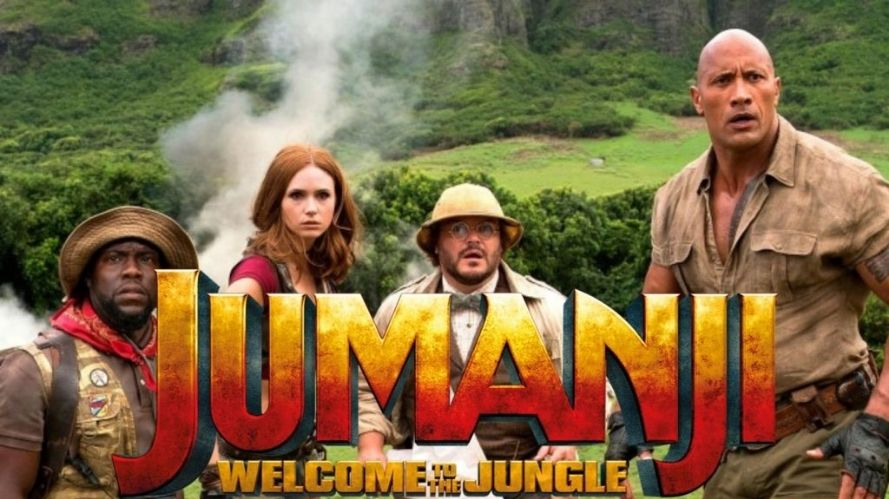 Watch Jumanji Welcome to the Jungle (2017) on Netflix