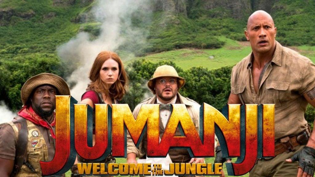 Watch Jumanji - Welcome to the Jungle (2017) on Netflix