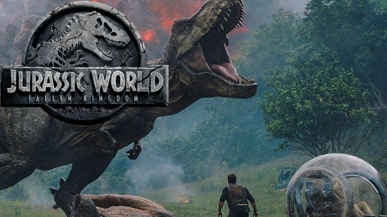 Watch Jurassic World - Fallen Kingdom (2018) on Netflix