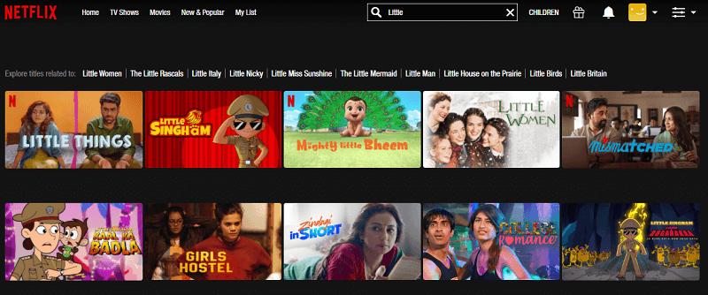 Watch Little (2019) on Netflix 1