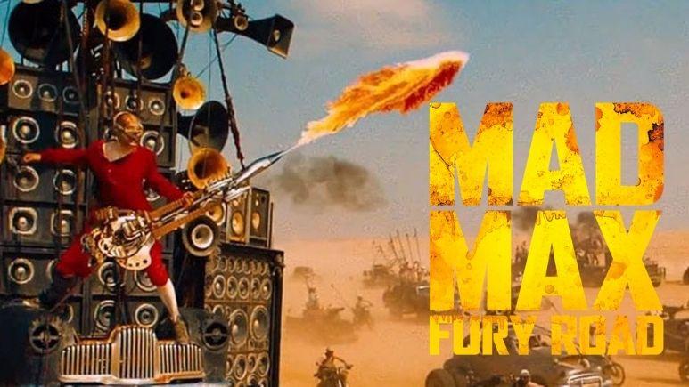 Watch Mad Max - Fury Road (2015) on Netflix