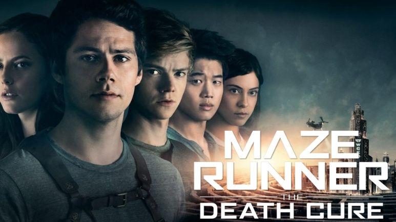 Watch Maze Runner - Death Cure (2018) on Netflix