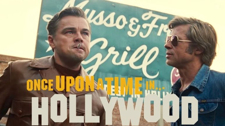 Watch Once Upon a Time in Hollywood (2019) on Netflix