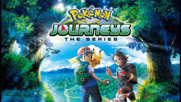 Watch Pokémon Journeys All Episodes on Netflix