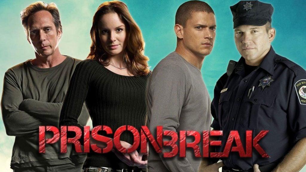 Watch Prison Break all seasons on Netflix