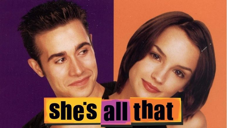 Watch She's All That (1999) on Netflix