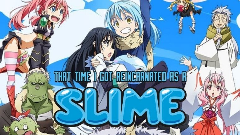 Watch That Time I Got Reincarnated as a Slime on Netflix
