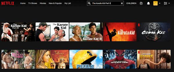 Watch The Karate Kid Part II (1986) on Netflix 2