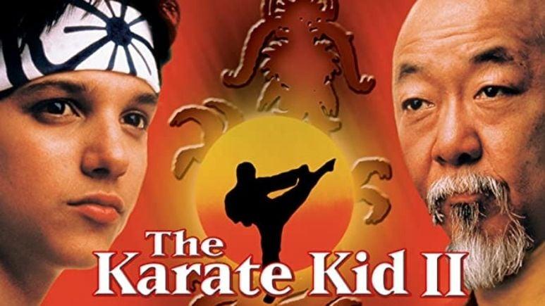 Watch The Karate Kid Part II (1986) on Netflix