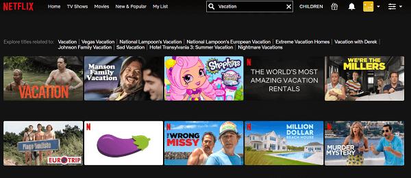 Watch Vacation (2015) on Netflix 2