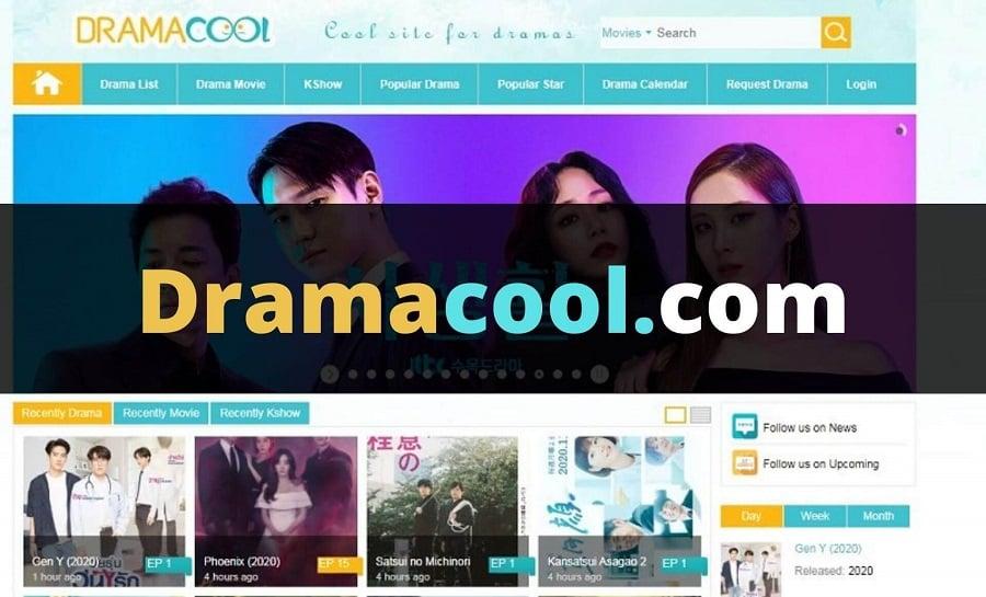 Dramacool website