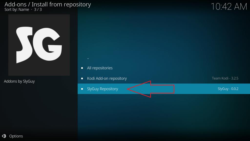 Kodi Addons From Repository
