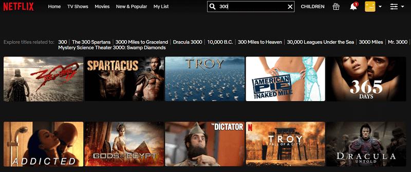 Watch 300 (2006) on Netflix 1
