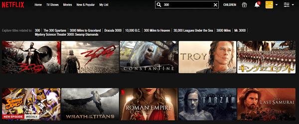 Watch 300 (2006) on Netflix 2