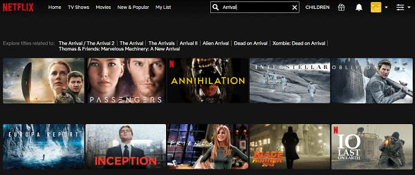 Watch Arrival (2016) on Netflix 2