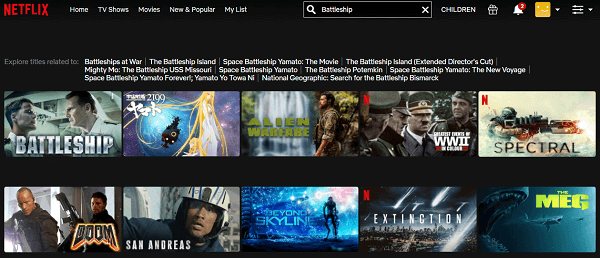 Watch Battleship (2012) on Netflix 2