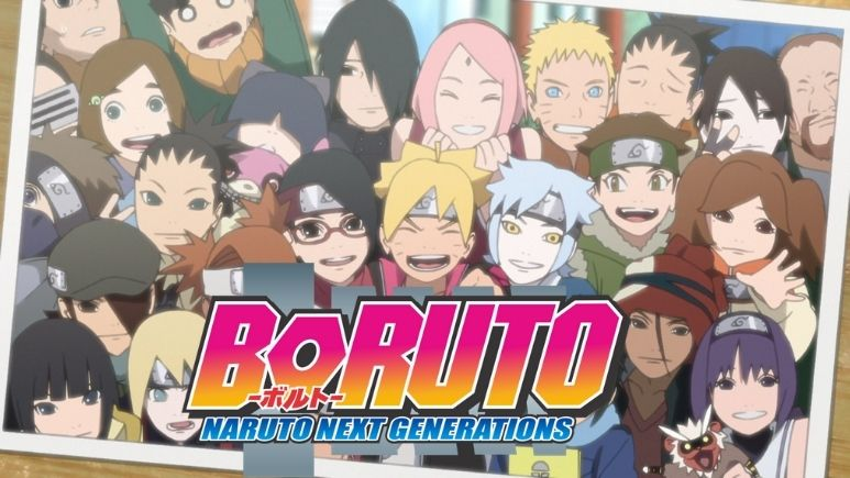 Watch Boruto - Naruto Next Generations on Netflix