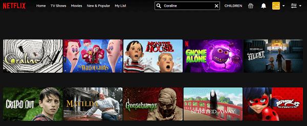 Watch Coraline (2009) on Netflix 2
